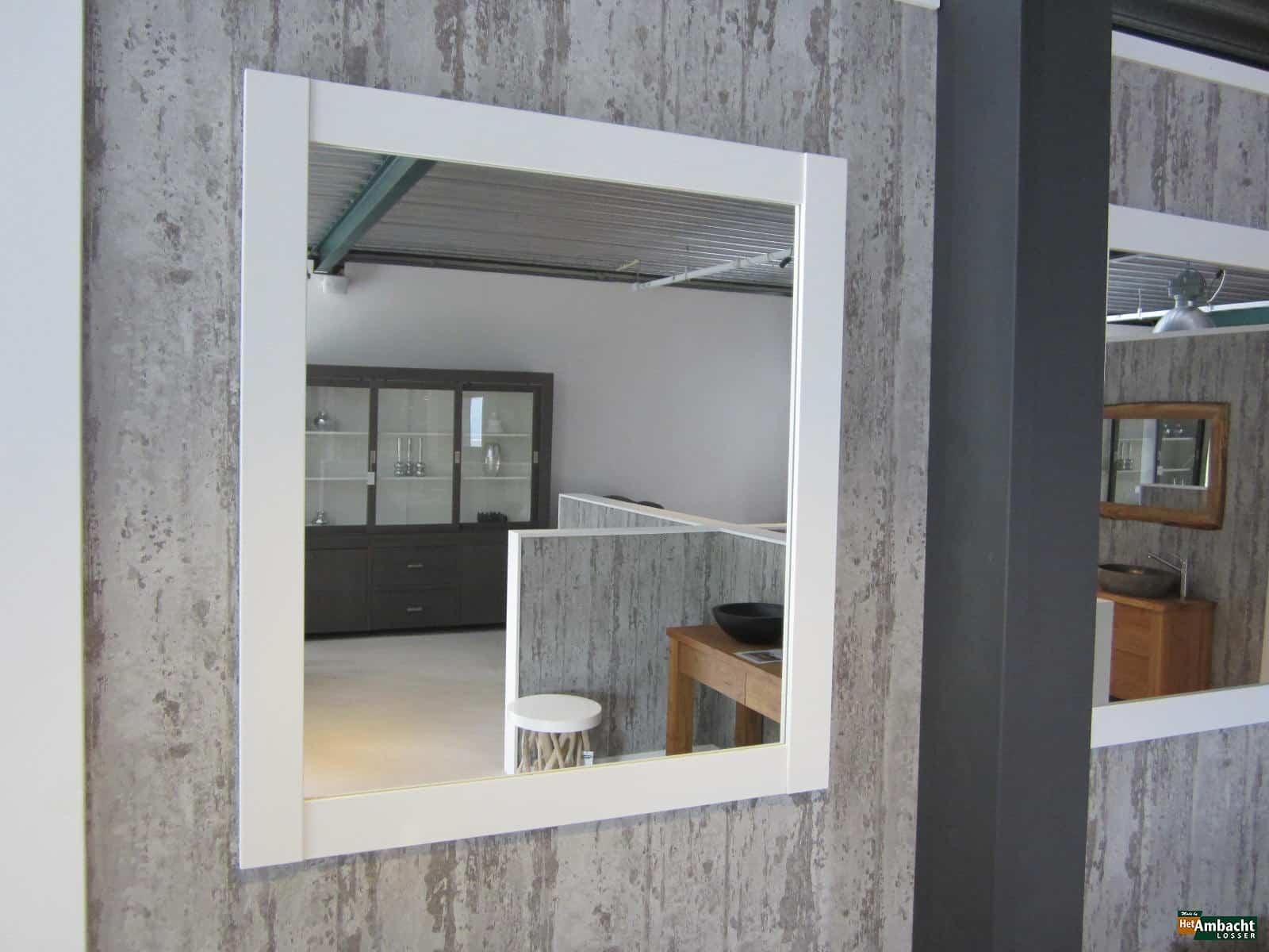 Badmeubel spiegel mdf no 8 het ambacht losser woonwinkel