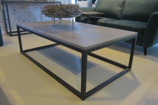 MetalWood salontafel